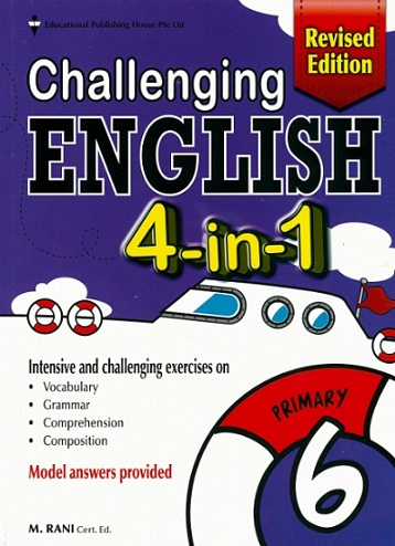 Challenging English 4 in 1