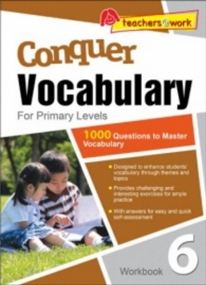 Conquer Vocabulary