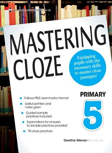 Mastering Cloze