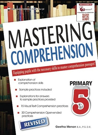 Mastering Comprehension