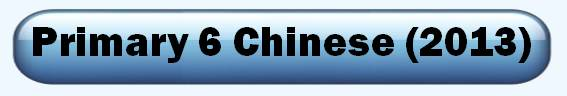 2013 Primary 6 Chinese test paper Interactive Tests