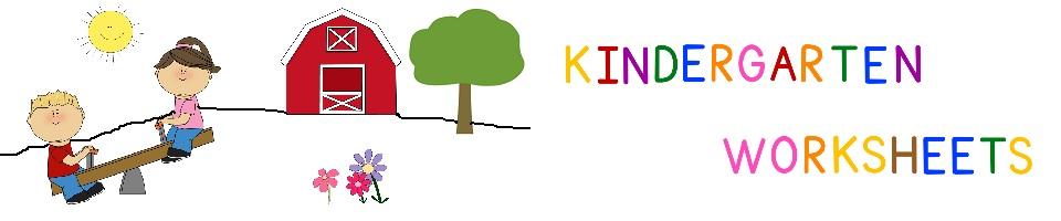 Banner of Preschool Worksheet